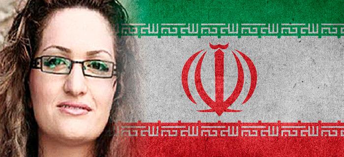 cristiana encarcelada en Irán es temporalmente liberada