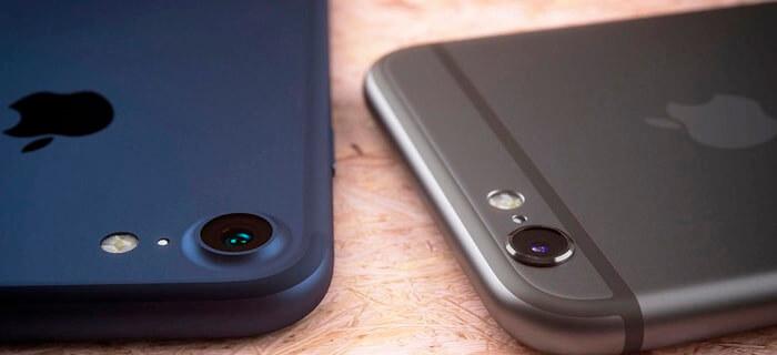 Así es el iPhone 7: sin entrada de audio y resistente al agua