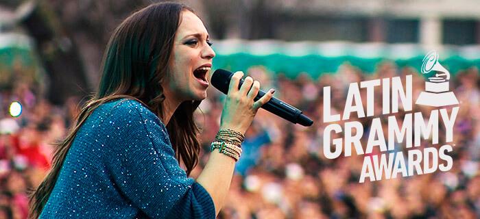 Christine D'Clario y Marcos Vidal nominados a los Latin Grammy