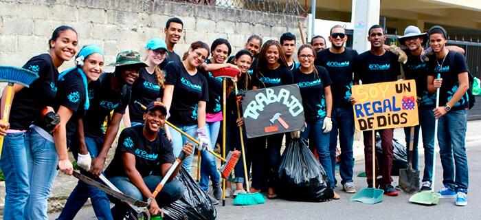 República Dominicana se une a la Campaña de Valores One World 2016