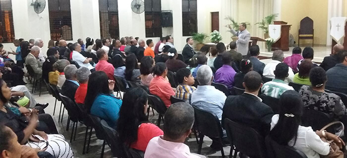 FEPERCI celebra su Primera Década con Cena de Acción de Gracias
