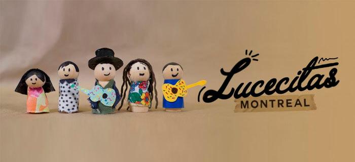 """Montreal celebra la navidad con """"Lucecitas"""""""