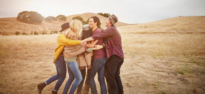 Te presentamos los 7 grandes beneficios de los abrazos