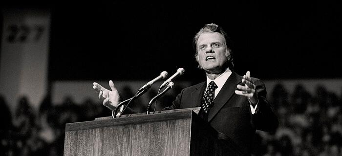 """Billy Graham habla de """"El mayor cristiano que jamás haya existido"""""""