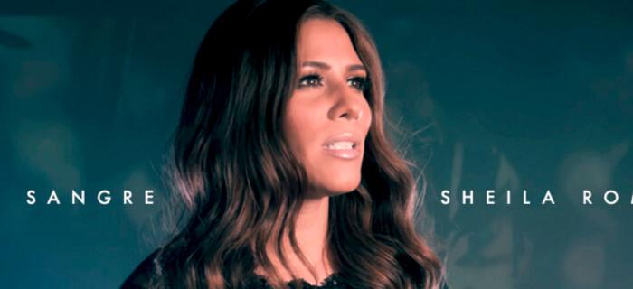 Sheila Romero presenta nuevo vídeo «Preciosa Sangre»