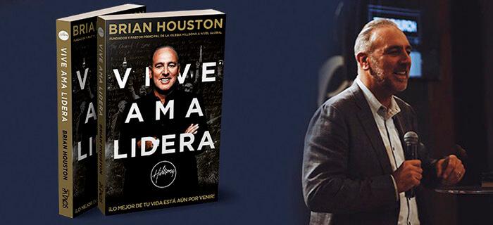 Brian Houston, pastor principal de la Iglesia Hillsong presenta su nuevo libro «Vive, Ama, Lidera»