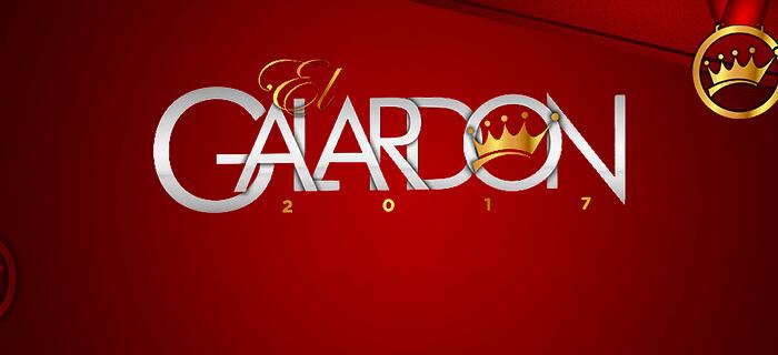 """Excelente Participacion de Santiago en Premios """"El Galardon"""""""