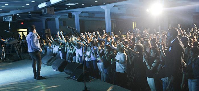Concierto Generación Radical @ Iglesia Cristiana Triunfadores en Cristo (FOTOS)