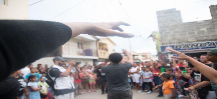 Fotos: Biblia Sobre Ruedas @ El Ejido
