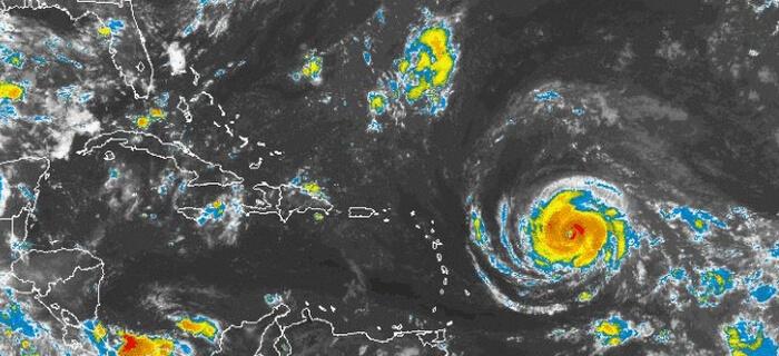 Apps que permiten seguir actividad de Huracanes