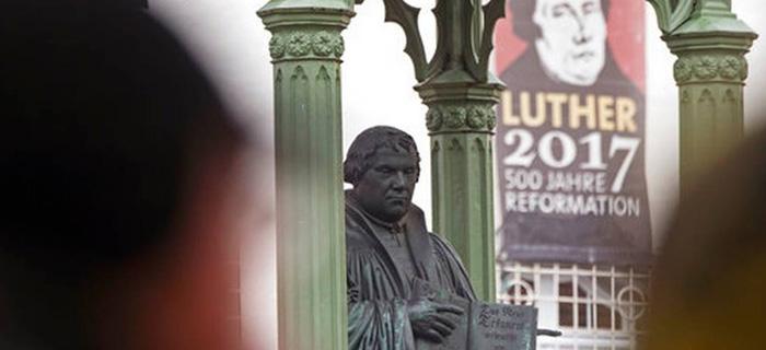 Alemania festeja 500 años de la Reforma Protestante