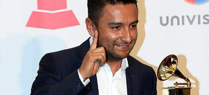 Alex Campos gana la categoría «Mejor álbum cristiano en español»