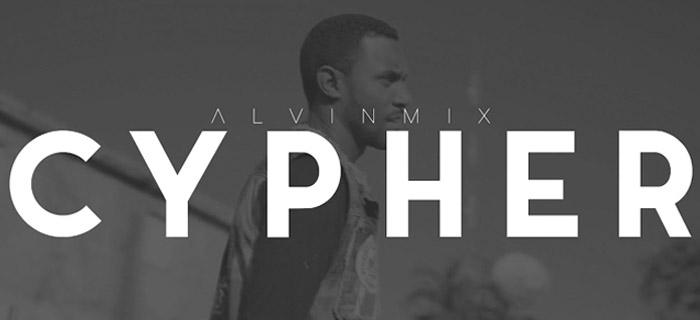AlvinMix – Hablando Claro (Cypher 2018)