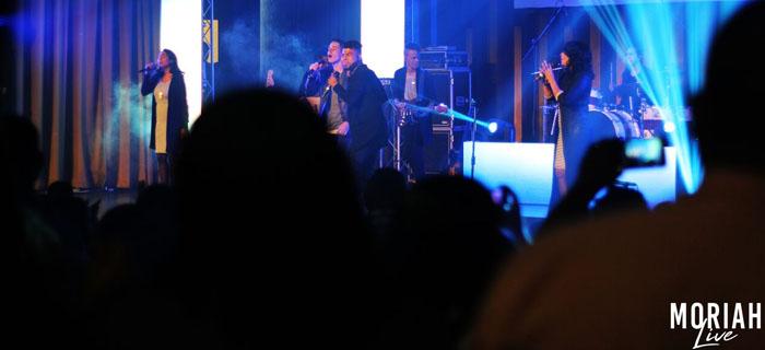 El ministerio Moriah nos presenta el vídeo «Voy a Danzar Live»