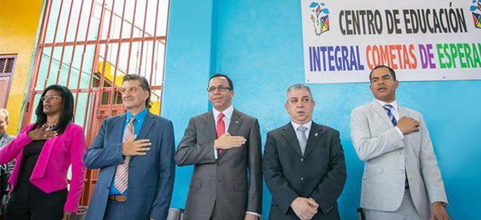 Andrés Navarro firma convenio de colaboración con Fundación Cometas de Esperanza