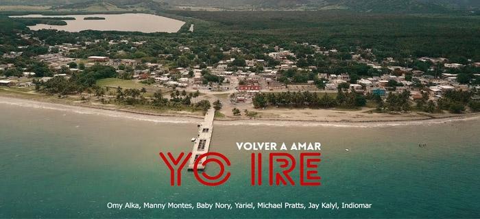 Omy Alka ft Manny Montes, Michael Pratts, Jay Kalyl, Baby Nory, Yariel, Indiomar – Yo Ire (Vídeo Oficial)