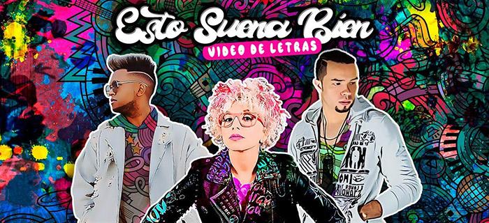 ESTRENO: Esto Suena Bien – Redimi2 ft. Alex Zurdo & Oveja Cosmica (Video Lyric)