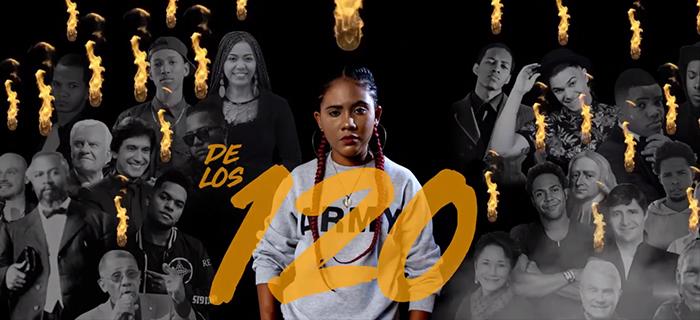 ESTRENO!! Lizzy Parra – Los 120