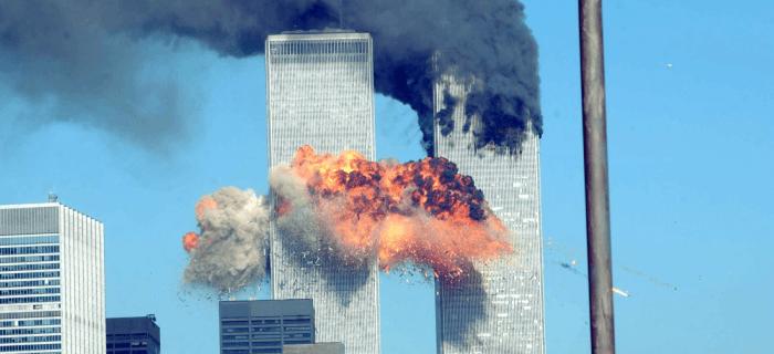 imágenes impactantes sobre el Atentado a las Torres Gemelas