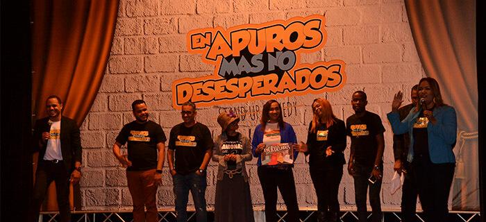 Fotos: Cristianos en Apuros Stand Comedy @ Centro de la Cultura