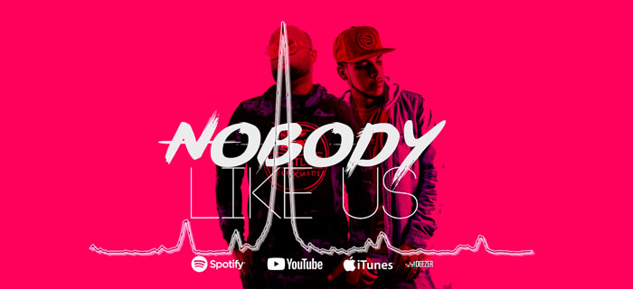 ESTRENO: Ricky Webber ft Brayan Booz – No Body Like Us