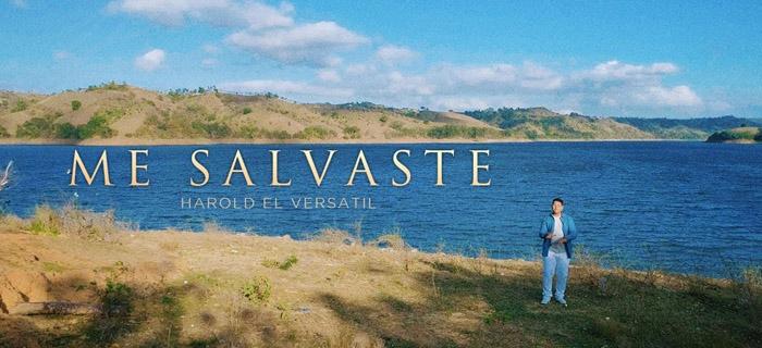 Harold Versatil – Me Salvaste (Video Oficial)