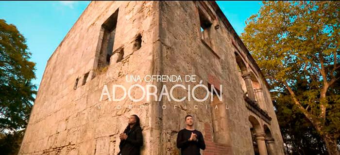 Ariel Kelly ft Marcos Yaroide – Una Ofrenda De Adoración