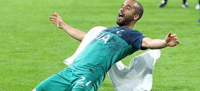 """Lucas Moura tras juego en Champions League: """"Nada es imposible para Dios"""""""