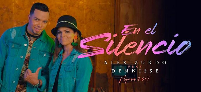 Alex Zurdo ft Dennisse – En El Silencio (Vídeo Oficial)