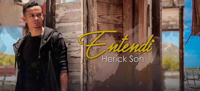 Herick Son lanza su primer sencillo Entendí