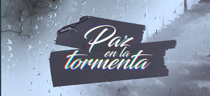 Kike Pavón y Renán Carías interpretan nueva versión de «Paz en la tormenta»