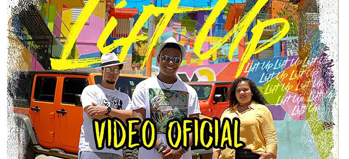 VIDEO OFICIAL: Lift Up – Alex Linares, Rubinsky Rbk, Mange