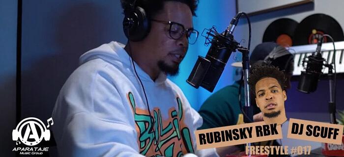 Rubinsky RBK x DJ Scuff – Freestyle #017