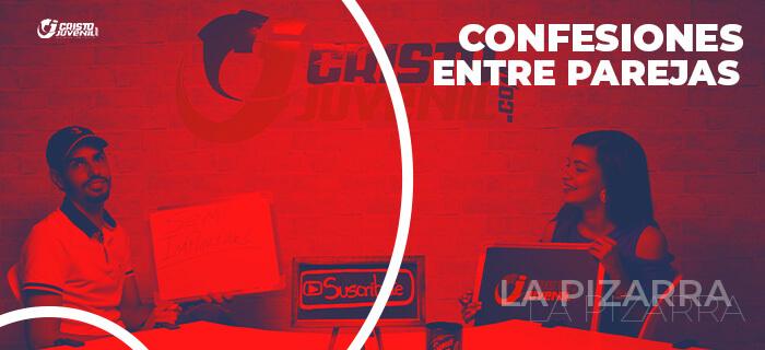 CONFESIONES ENTRE PAREJAS CRISTIANAS | LA PIZARRA