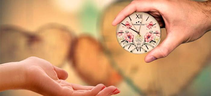 REFLEXIÓN: Tiempo de dar