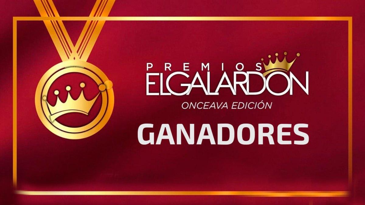 Lista de ganadores de Premios El Galardón 2021