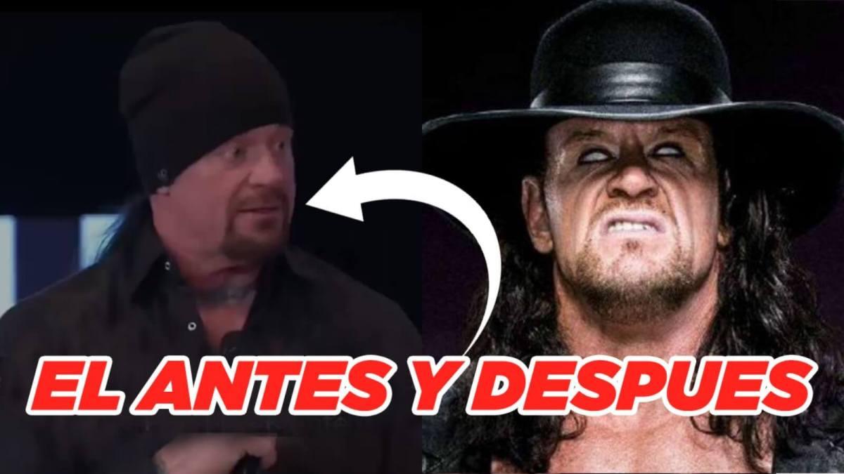 Leyenda WWE «THE UNDERTAKER» entrega su vida a JESUS