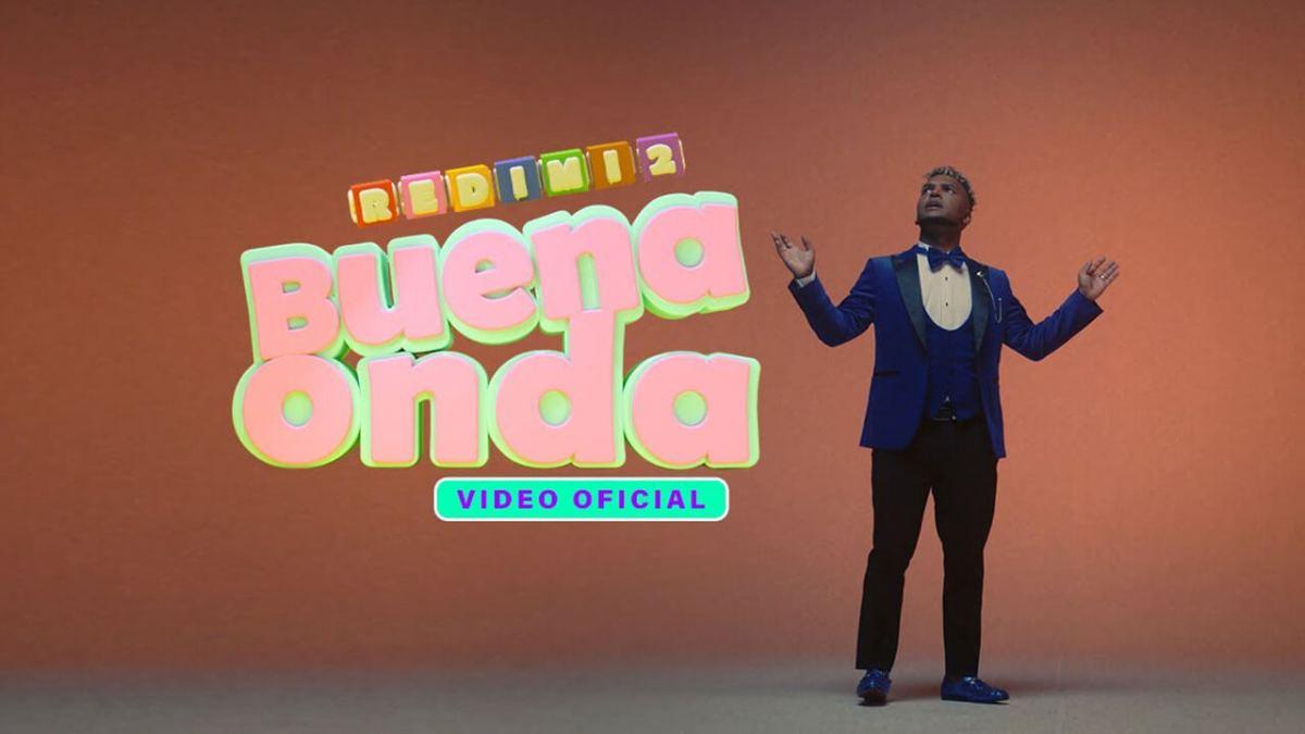 Redimi2 – Buena Onda (Video Oficial)