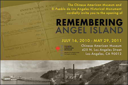 Los Angeles Chinese History Museum, 2011 Exhibits