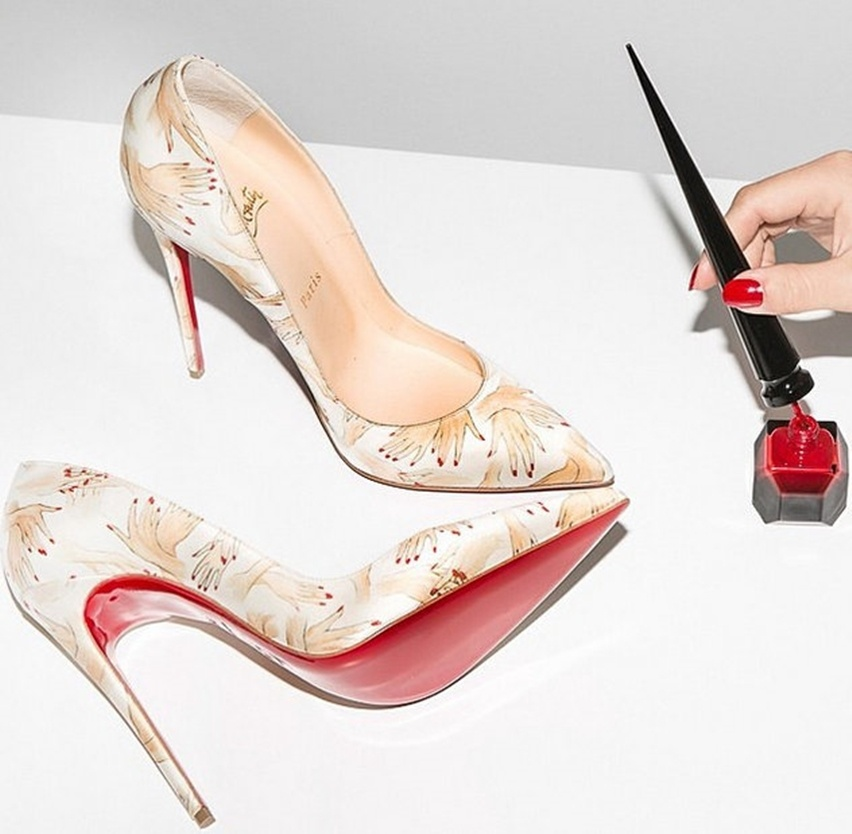 LOUBOUTINIZE - cris vallias blog 2