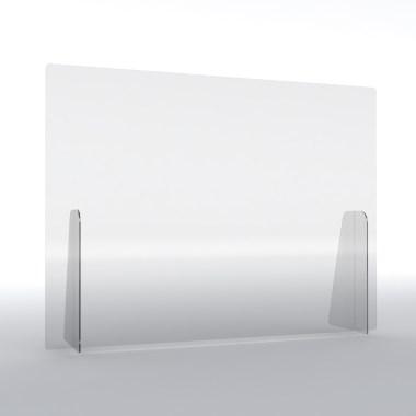 Divisori parafiato schermi di protezione altezza 75 cm