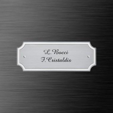 adl-targa-targhetta-porta-alluminio