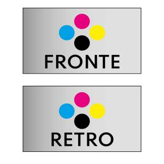 Stampa a Colori Fronte/Retro