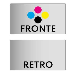 Stampa a Colori solo Fronte
