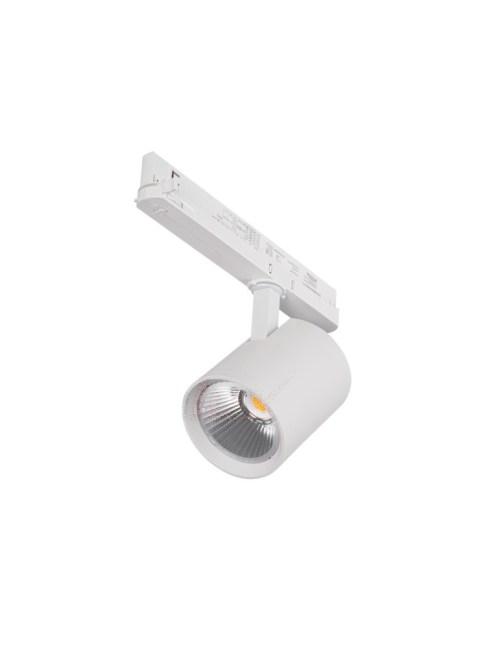 faretto-led-18w-1700lm-60d-per-binario-alluminio-bianco
