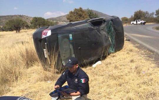 Falleció comandante de la PGJEH tras accidente automovilístico