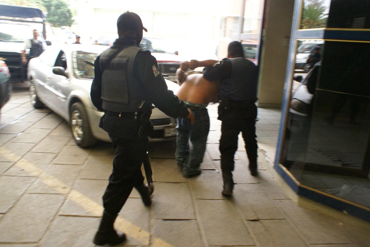 En Hidalgo, más de 5 mil robos en trimestre