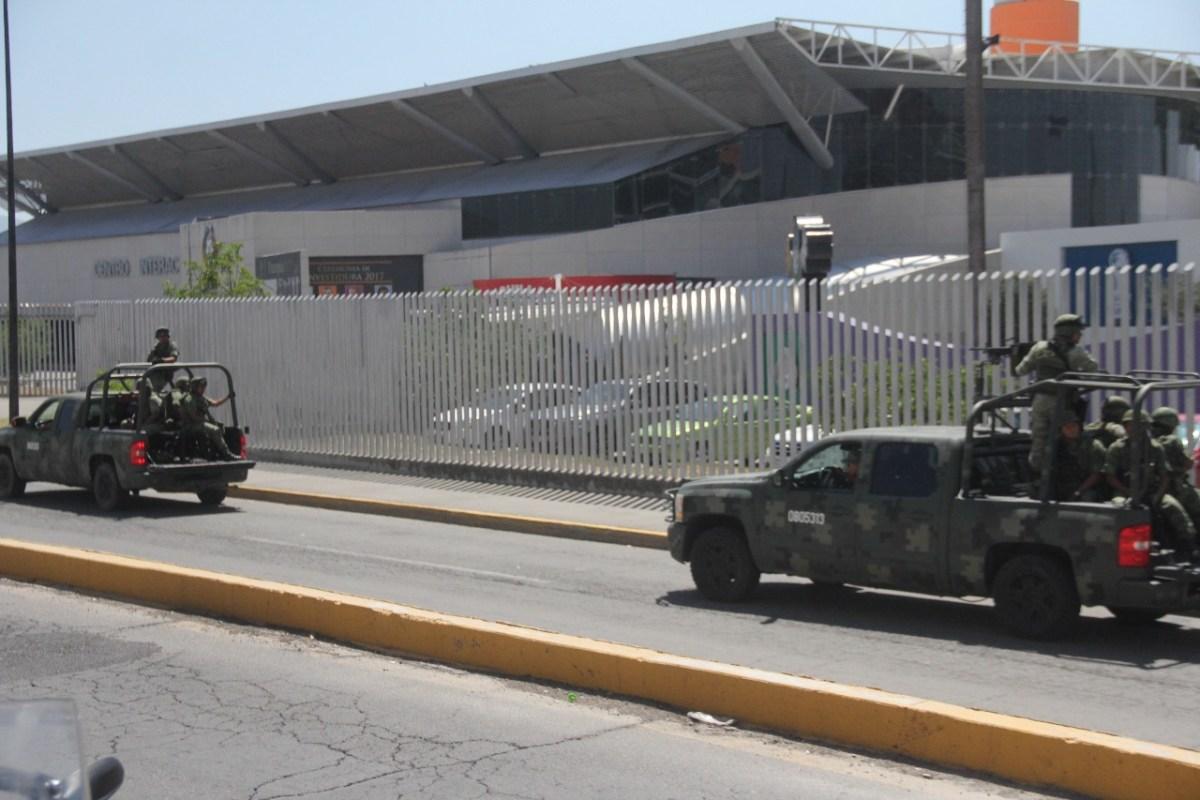 Falsa alarma de sujetos armados movilizó a elementos de ejército en la Zona Plateada de Pachuca