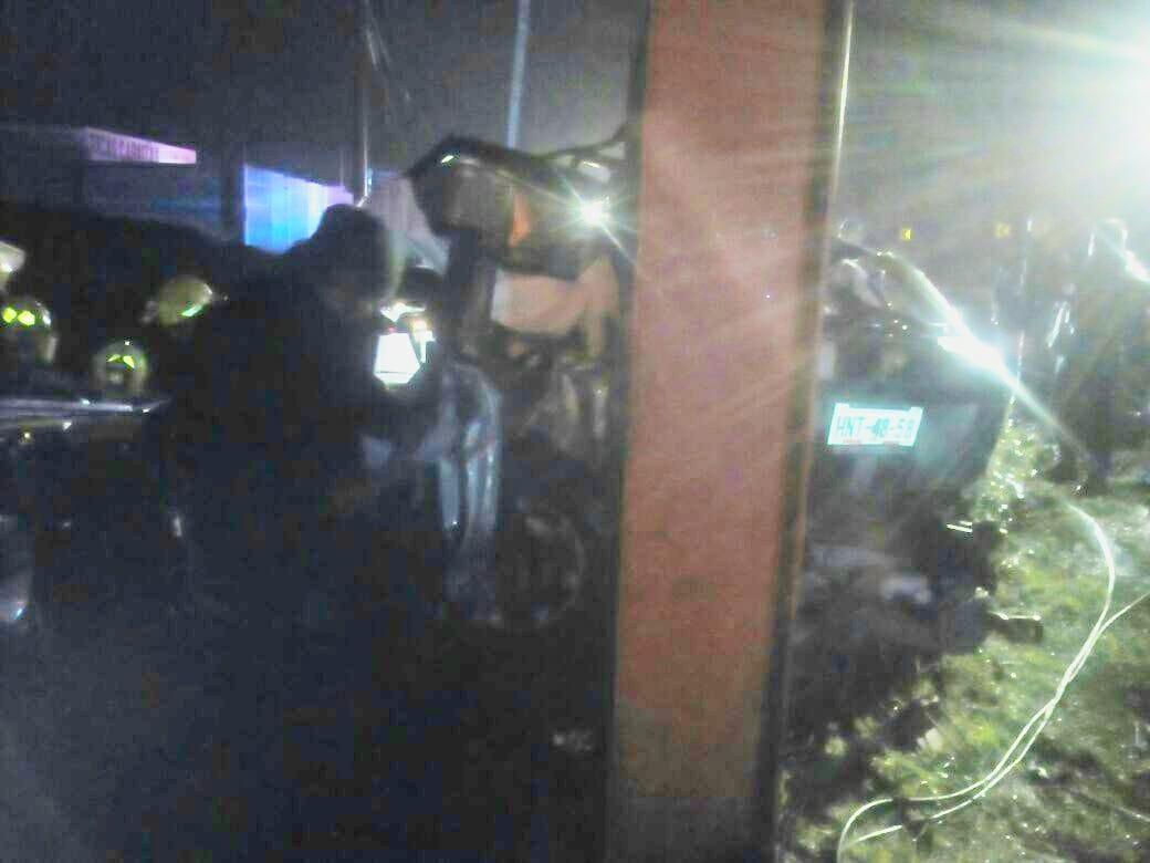 Un muerto tras accidente en la Pachuca-Sahagún