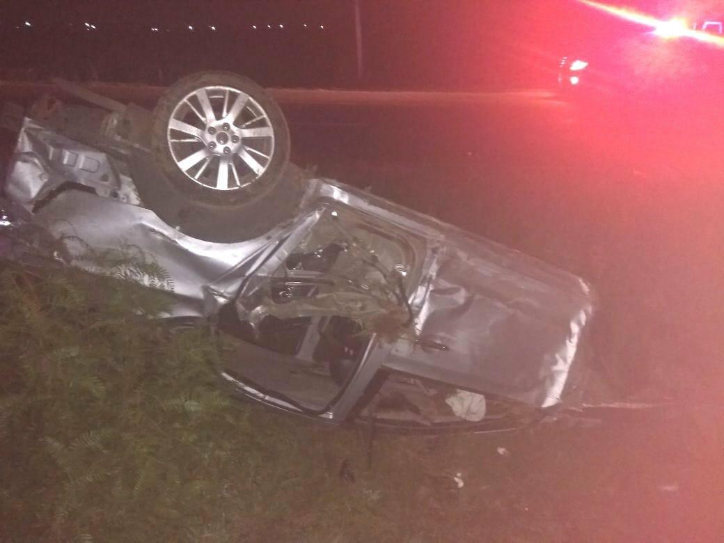 Accidente carretero dejar tres personas fallecidas en Hidalgo